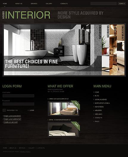 Interesting Interior Design Company Profile